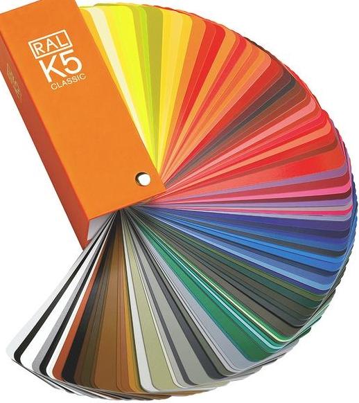 RAL, NCS, Pantone, Monicolor, Color-index, Symphony, Ambiance, Eurotrend, Московская палитра,  Российский каталог образцов