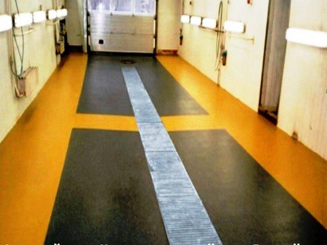 ПОЛИУРПОЛ - разметочная краска на полиуретановой основе