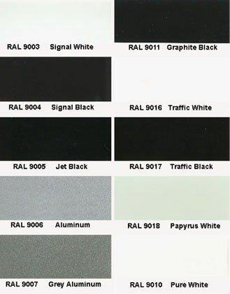 Цвет рал серый 9006