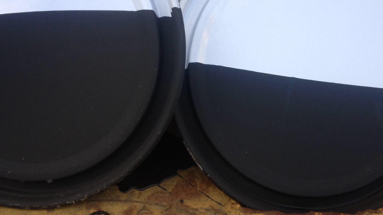 Черная матовая эмаль - покраска авто