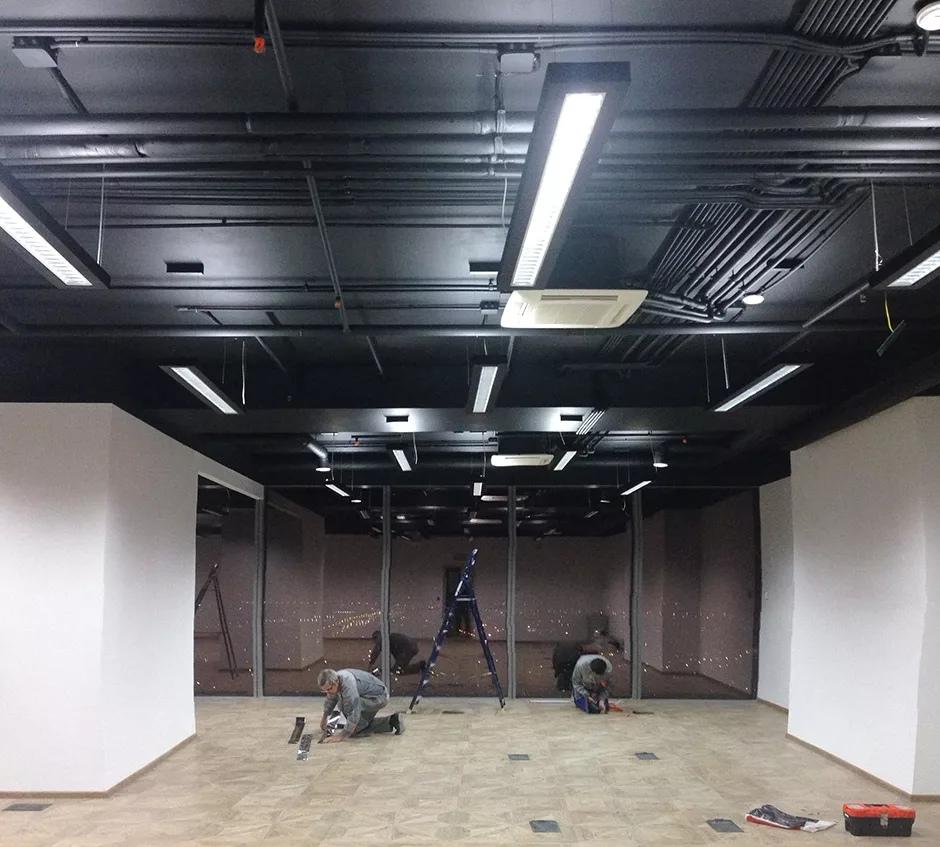 Краска чёрная для покрытия потолков характеристики