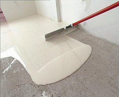 Полиуретановая эмаль для бетонного пола в гараже наливные 3д полы в самаре цена