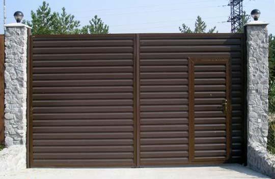 RAL 8017 8019 8016 темно-коричневый