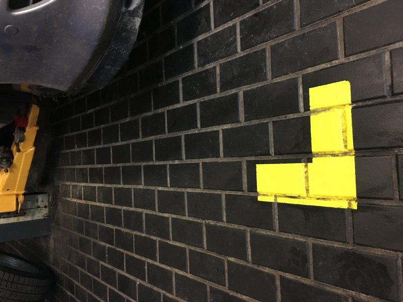 флуоресцентная разметка бетонных покрытий автосервисы