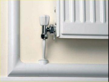Радиатор окрашенный алкидной быстросохнущей эмалью ЗАО АЛЬП ЭМАЛЬ